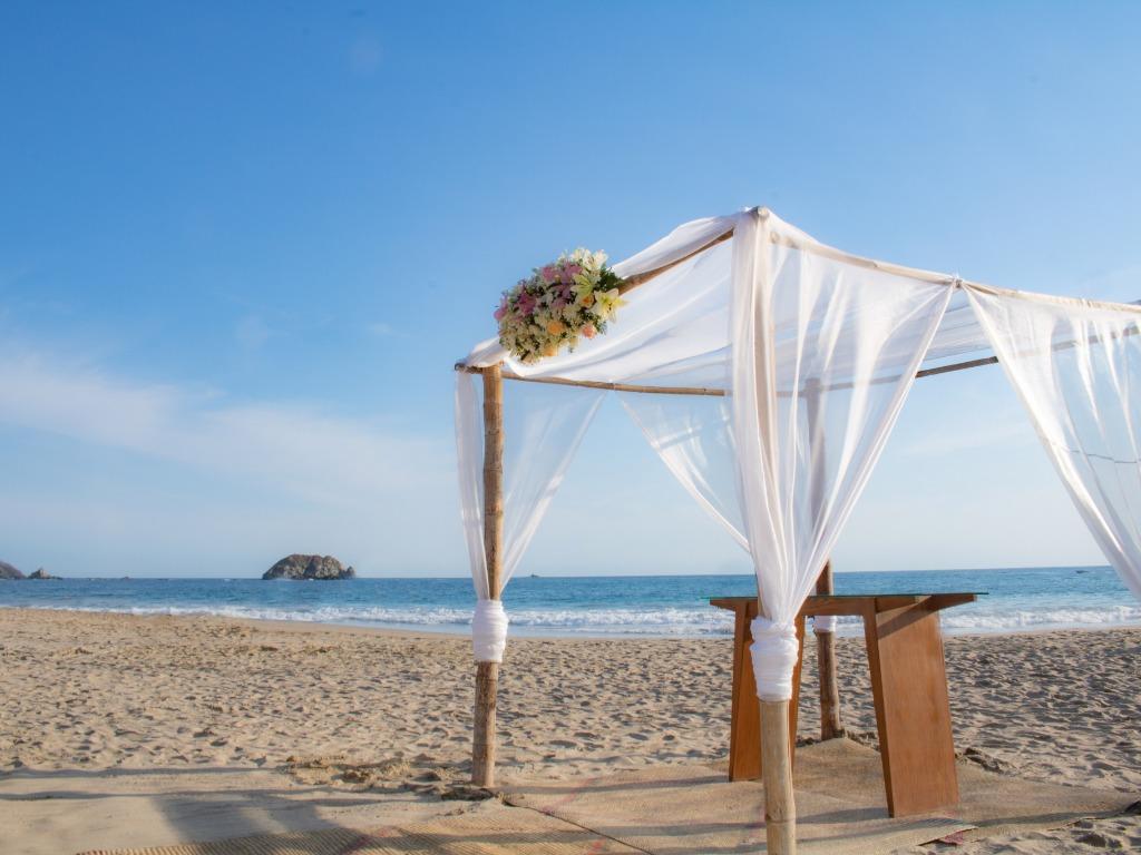 Wedding Beach Gazebo