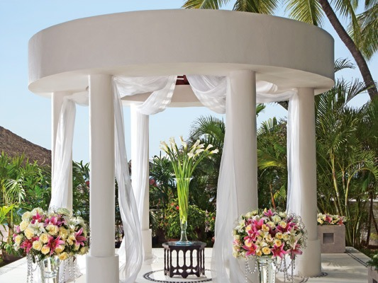 Wedding Main Garden Gazebo