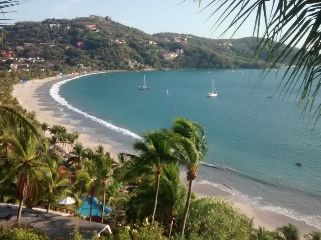 Hospedaje Ixtapa Zihuatanejo Catalina Beach Resort
