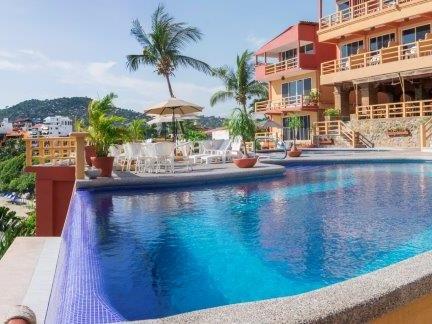 Hospedaje Ixtapa Zihuatanejo Hotel Irma