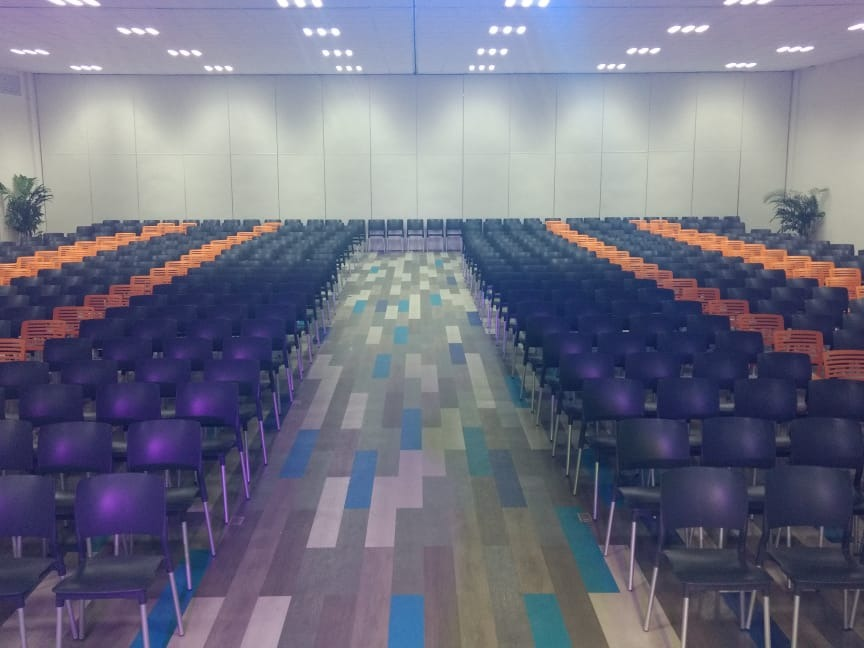 CONVENTIONS CENTER